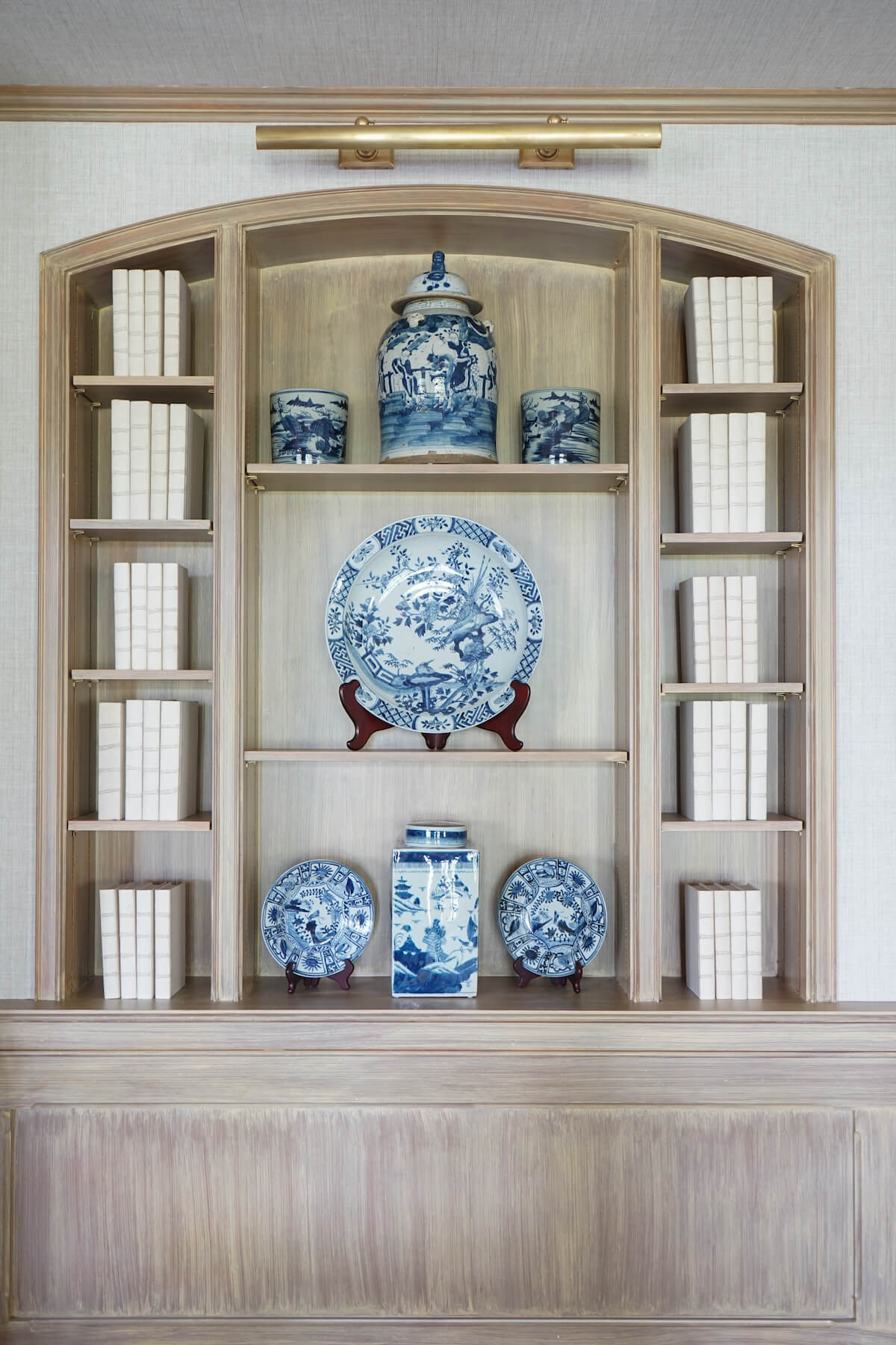 augusta country club bookcase